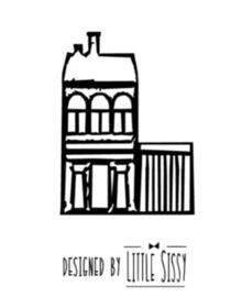 huisje 4 (13x18cm)