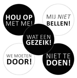Sticker   meiland (per 10)