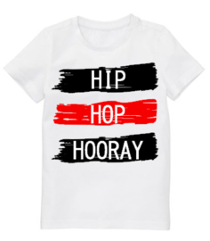 "Shirt ""Hip Hop Hooray"""