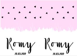 """Raambord """"Romy"""""""