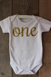 "Shirt/Romper ""One"""