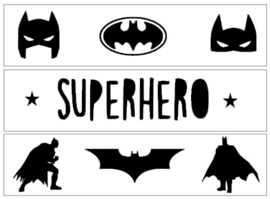 "Limited edition ""Superhero"""