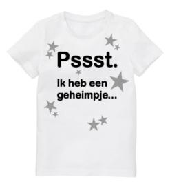 "T-shirt ""Psssst"""