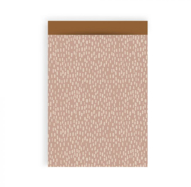 Cadeauzakjes | sparkles warm pink 17x25cm (per 5)