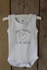 """Romper """"Liefste mama"""""""