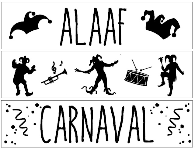 """Limited edition """"Carnaval"""""""
