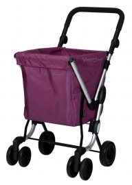 PLAYMARKET We GO 50L - Aubergine