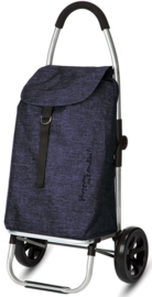 PLAYMARKET Go Two COMPACT 46L in Blue Jeans -Compact opvouwbaar-