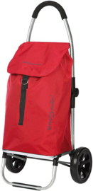 PLAYMARKET Go Two COMPACT 46L in Rood -Compact opvouwbaar-