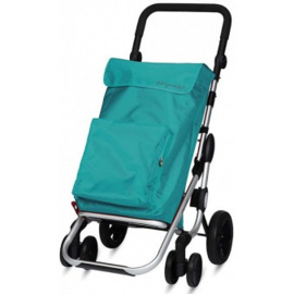 PLAYMARKET Go PLUS THERMO 54L Turquoise