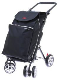 Luxe 4-wiel trolleys