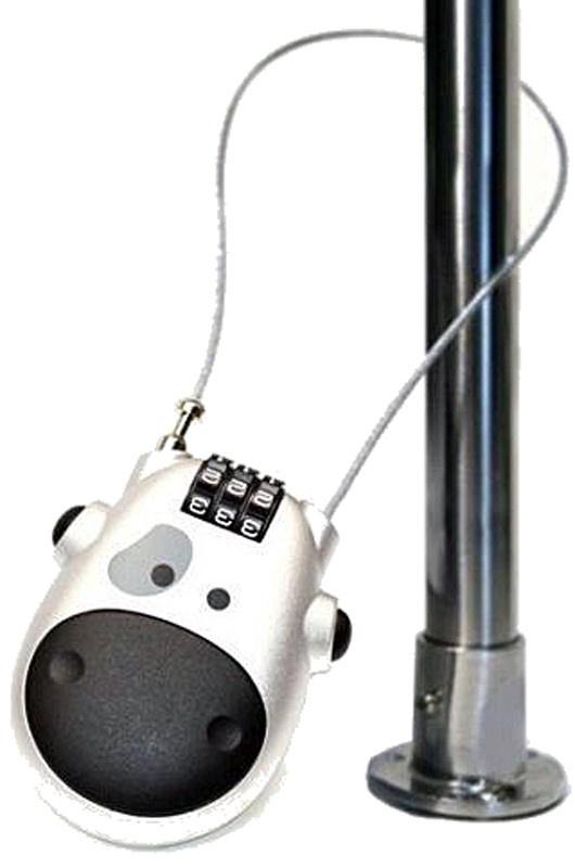 3-Cijferig Kabelslot voor Playmarket