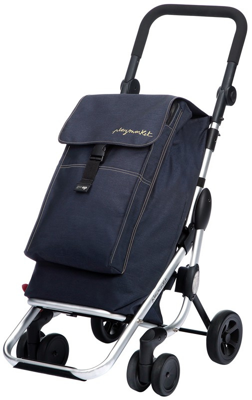 PLAYMARKET Go UP THERMO 46L  Sporty JEANS edition!