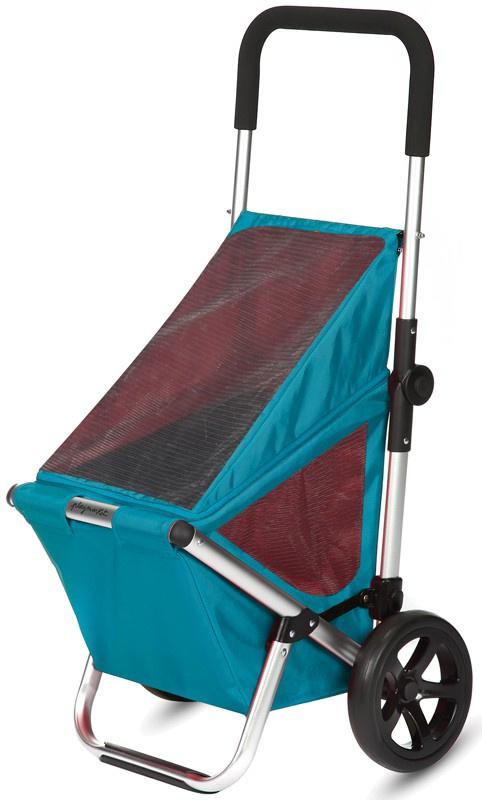 PLAYMARKET Go FUN Multi-Trolley 48L - Turquoise-groen