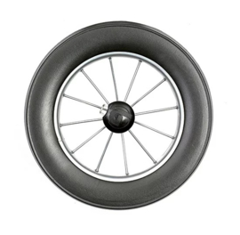 Wielen met metalen spaken met een diameter van 20 cm