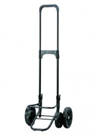 Onderstel Quattro Shopper met 4 wielen, geschikt om te duwen en te trekken