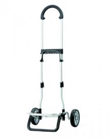Onderstel Scala Shopper Plus, zeer licht en compact met lichtlopende wielen