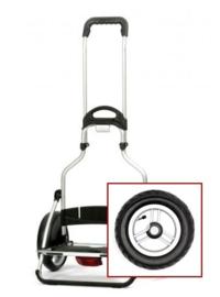 Onderstel voor boodschappenwagen Royal Shopper Plus met lucht- en kogellager wielen - 143-000-80