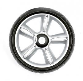 Lichtlopende kogellager wielen met een diameter van 25 cm