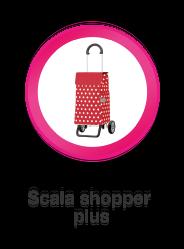 Scala Shopper Plus, Opvouwbare boodschappenwagen