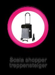 Boodschappenwagen voor de trap, Scala Shopper Treppensteiger