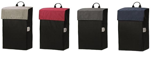 Tas voor Lichte boodschappenwagen, boodschappentrolley, Scala Shopper