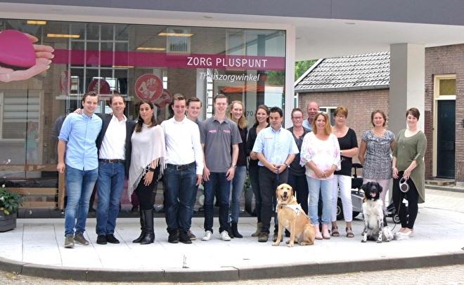 Team thuiszorgwinkel Zorg PlusPunt