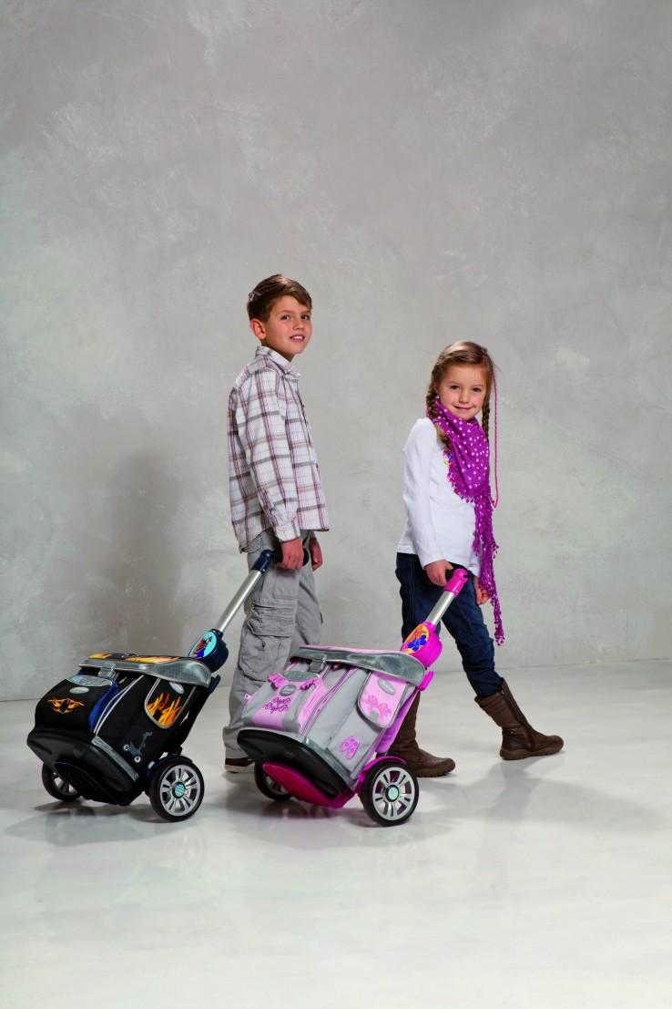 Boodschappenwagen voor kinderen