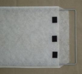 Envelop afm. 36,5x44,5cm.