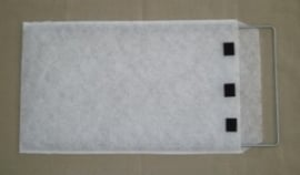 2 sets Envelop afm. 23.7x41.5cm,per set 9,50