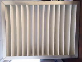Stork Filterbox 180 fijnstoffilter F7 450x350x95mm, Z-Line