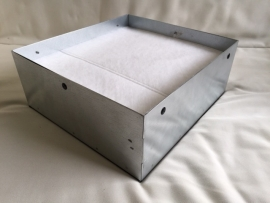 Omruilen Koolstof filter Box