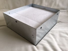 Koolstof filter Box