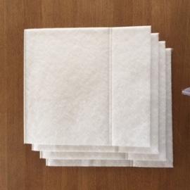 PUREX-filters, 4 x F9.