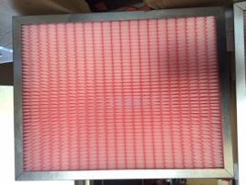 Stork Filterbox 180 fijnstoffilter F7 450x350x95mm, Pleated
