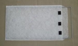 Envelop afm. 41x51cm.
