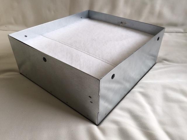 Omruilen Koolstof filter Box