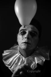Pierrot  -  the Story   - het verhaal van Pierrot  (work 6)