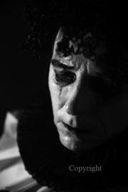 Pierrot  -  the Story   - het verhaal van Pierrot  (work 10)
