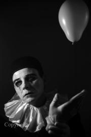 Pierrot  -  the Story   - het verhaal van Pierrot  (work 5)
