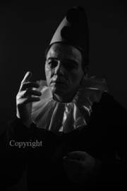 Pierrot  -  the Story   - het verhaal van Pierrot  (work 1)