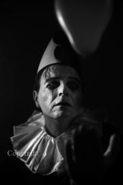 Pierrot  -  the Story   - het verhaal van Pierrot  (work 2)