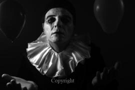 Pierrot  -  the Story   - het verhaal van Pierrot  (work 4)