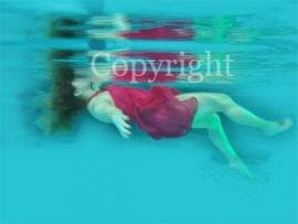 Underwater serie : Serene (sereen).