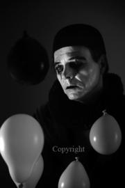 Pierrot  -  the Story   - het verhaal van Pierrot  (work 8)