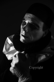 Pierrot  -  the Story   - het verhaal van Pierrot  (work 9)