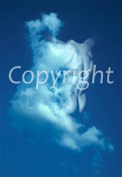 Triptych Clouds (work 3)