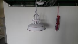 M76 Hanglamp wit metaal