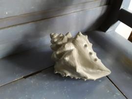 Bon339  Schelp van aardewerk