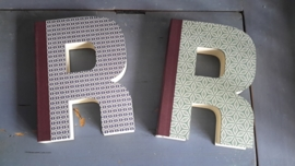 M578 Notitieboek Letter R